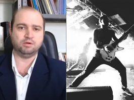 Dante Mantovani (Funarte) e Rock and Roll