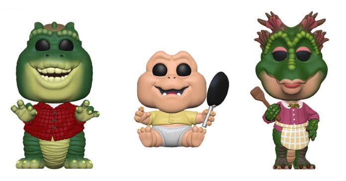 Funko Família Dinossauros