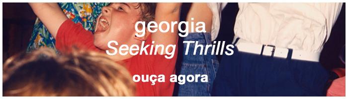 Ouça o novo disco da Georgia!