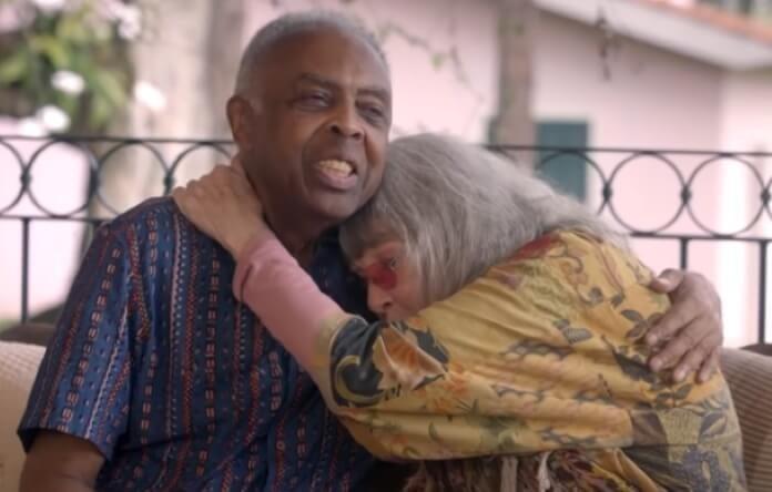 Gilberto Gil e Rita Lee