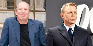 Hans Zimmer e Daniel Craig