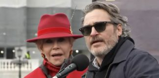 Jane Fonda e Joaquin Phoenix