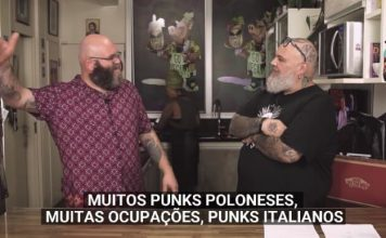 João Gordo entrevista Helsinki (La Casa de Papel)