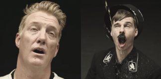 Josh Homme mija em Hitler