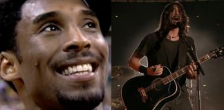 Kobe Bryant e Dave Grohl