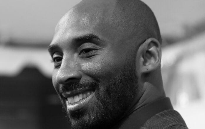 Kobe Bryant em 2017