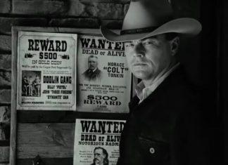 """Leonardo DiCaprio em """"Bounty Law"""""""