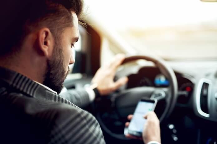 Motorista de Uber