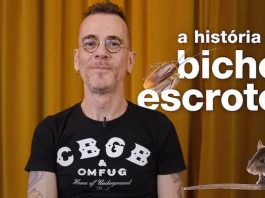 """Nando Reis explica """"Bichos Escrotos"""""""