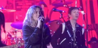 Reunião do Nirvana com a filha de Dave Grohl