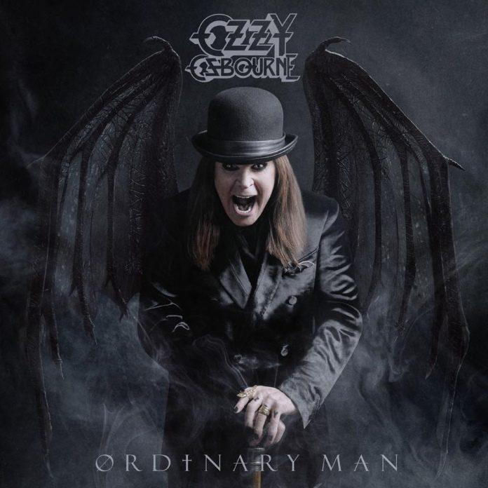 Ozzy Osbourne e a capa de Ordinary Man