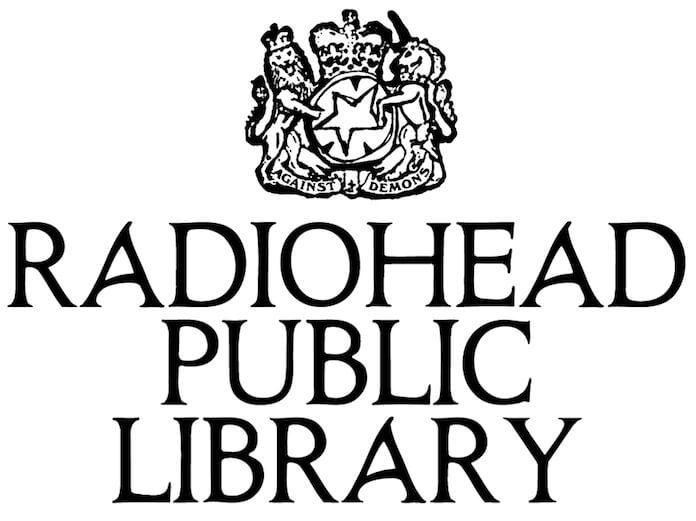 Biblioteca Pública do Radiohead
