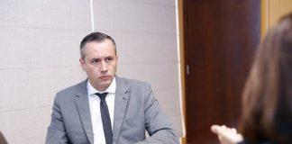 Roberto Alvim, ex Secretário de Cultura