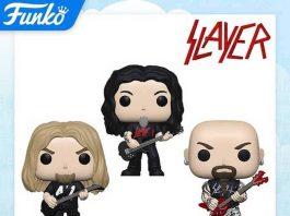 Bonecos Funko do Slayer