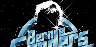 Logotipo do The Strokes com Bernie Sanders