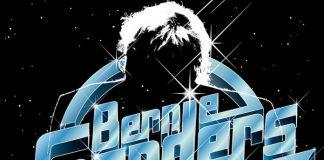 Logotipo do The Strokes com Bernie Sanders