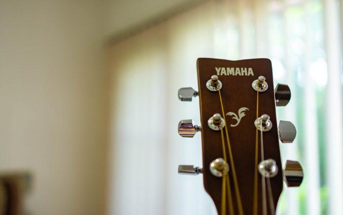 Violão da Yamaha