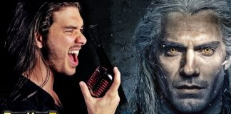 The Witcher Heavy Metal