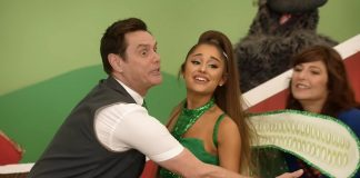 Ariana Grande e Jim Carrey Kidding