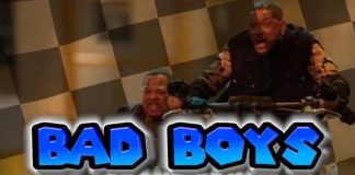 Bad Boys Will Smith Mario Kart