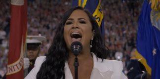 Demi Lovato Super Bowl