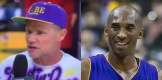 Flea e Kobe Bryant