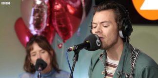 Harry Styles BBC radio