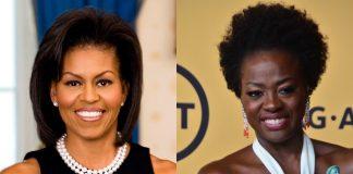 Michelle Obama e Viola Davis