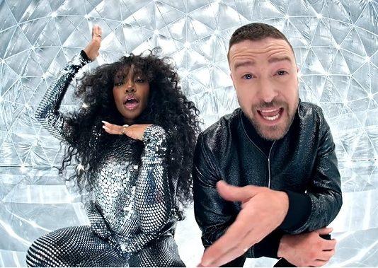 SZA e Justin Timberlake
