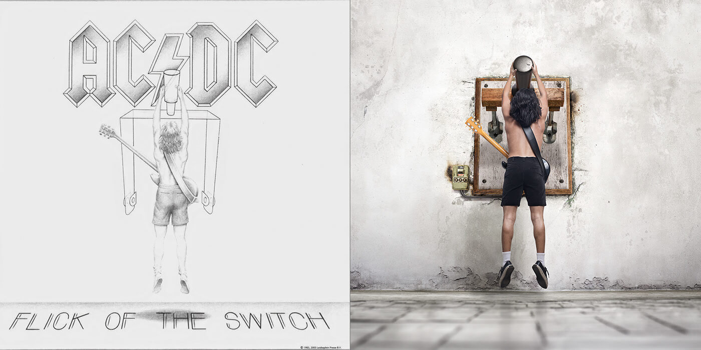 AC/DC - Flick of the Switch (Rock ReCover)