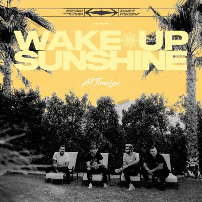 """All Time Low - """"Wake Up, Sunshine"""""""
