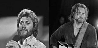 Barry Gibb e Bradley Cooper