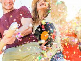 Promoção de Carnaval com Discos de Vinil