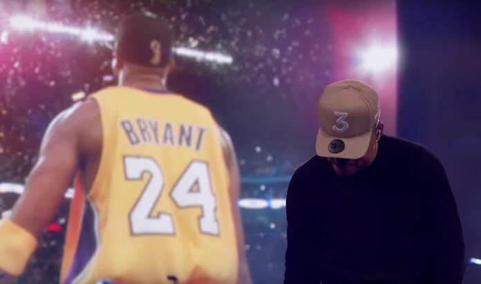 Chance the Rapper no FIm de Semana das Estrelas da NBA
