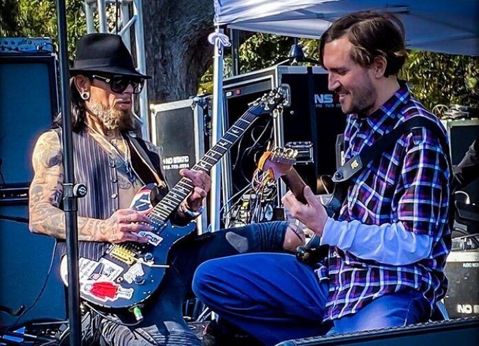 Dave Navarro e John Frusciante