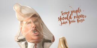 Donald Trump na Camisinha
