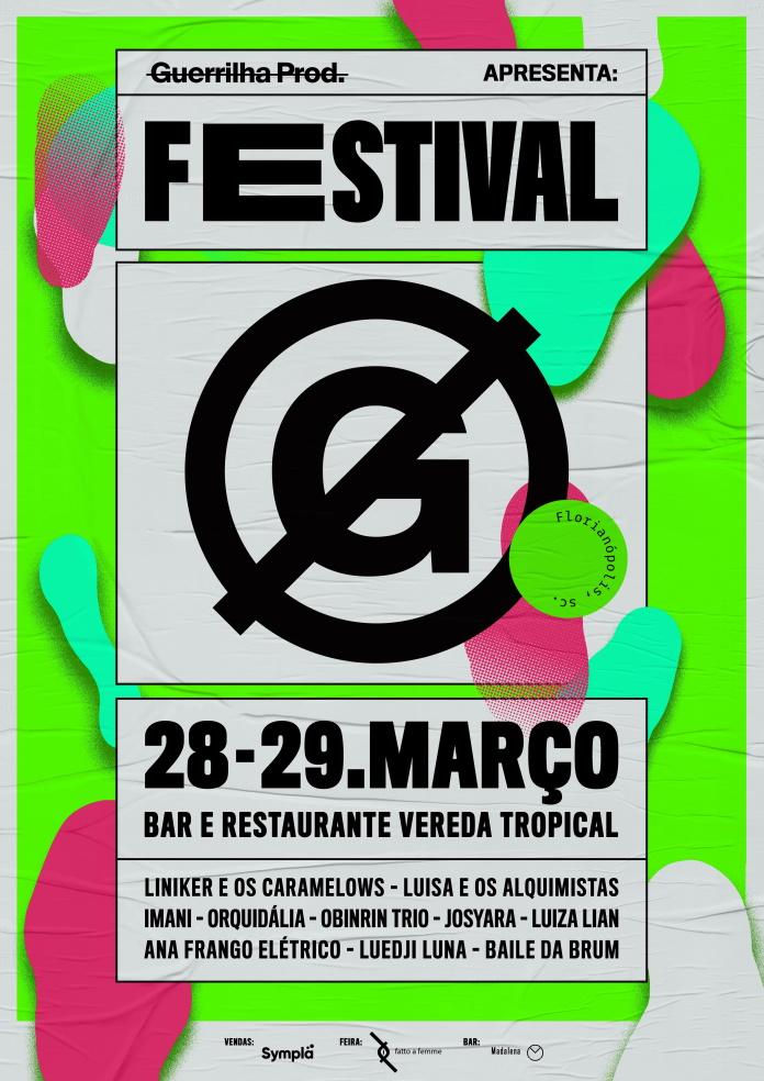 Festival G em Florianópolis