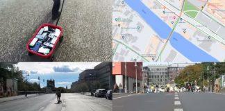 """Artista """"hackeia"""" o Google Maps"""