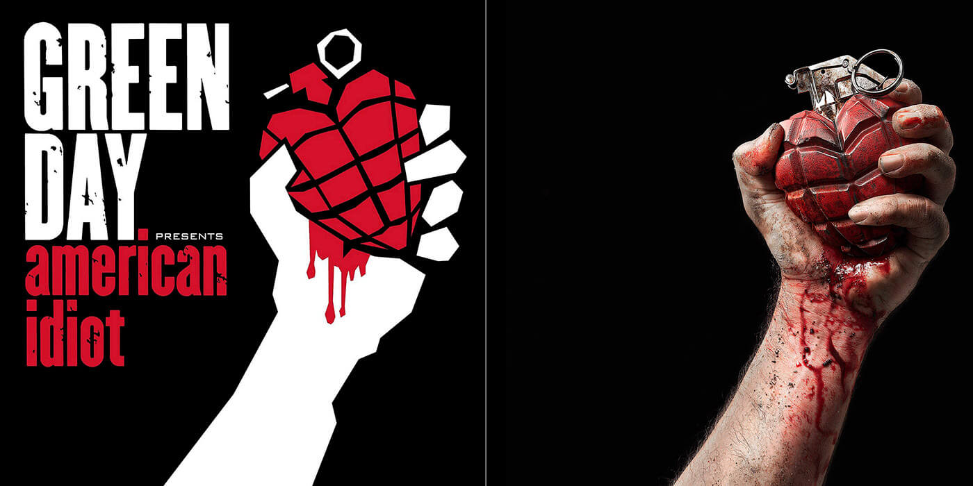 Green Day - American Idiot (Rock ReCover)