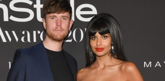 James Blake e Jameela Jamil
