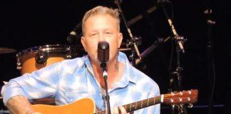 James Hetfield toca hit de Eddie Money