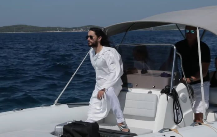Jared Leto do Thirty Seconds To Mars