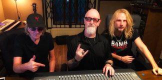 Judas Priest em estúdio
