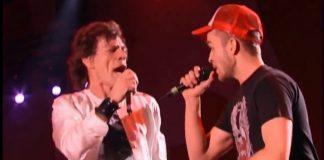 "Justin Timberlake e ""show desastroso"" com Rolling Stones"