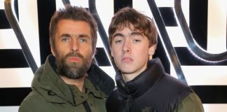 Liam Gallagher e Gene Gallagher