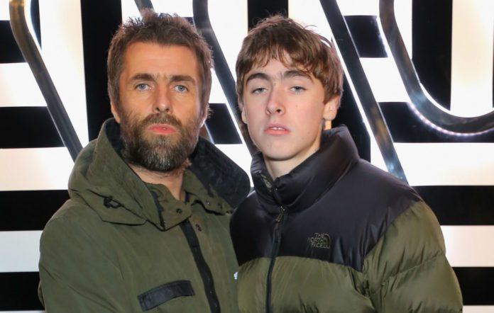 Liam Gallagher e Gene Gallagher