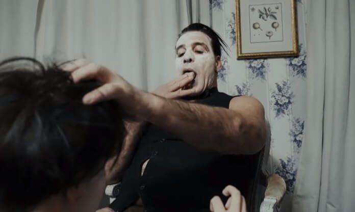 Clipe do Lindemann com cenas de sexo
