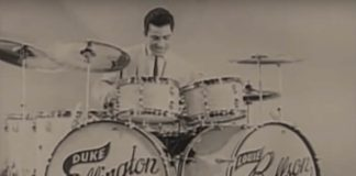 Louie Bellson, Heavy Metal