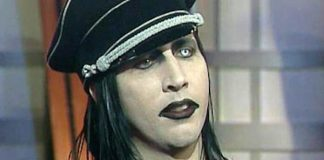 Marilyn Manson no programa de Bill O'Reilly