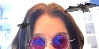 Novo filtro do Instagram de Ozzy Osbourne